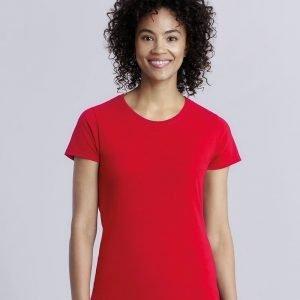 t-shirt gildan heavy cotton ladies fit